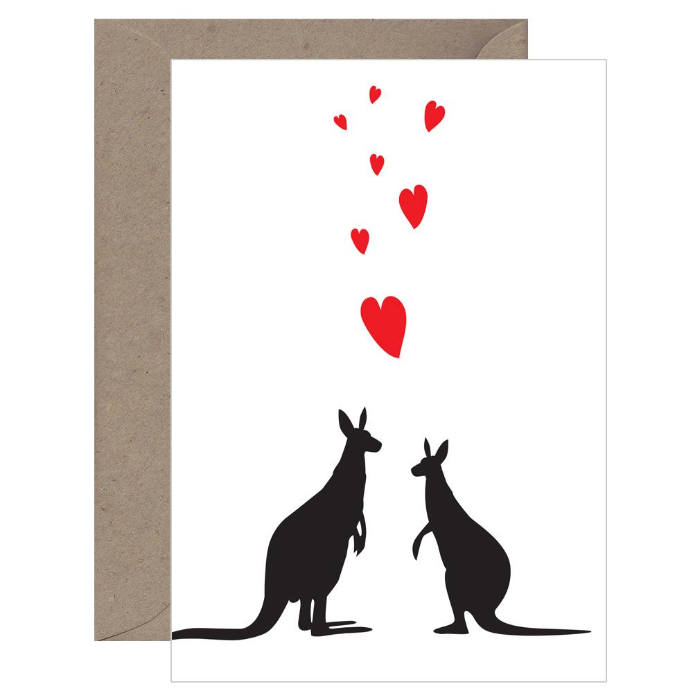 Love Roo Card