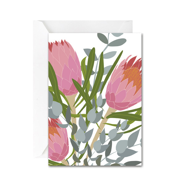 Protea Mini Gift Card