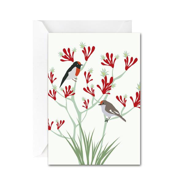 Robin Mini Gift Card