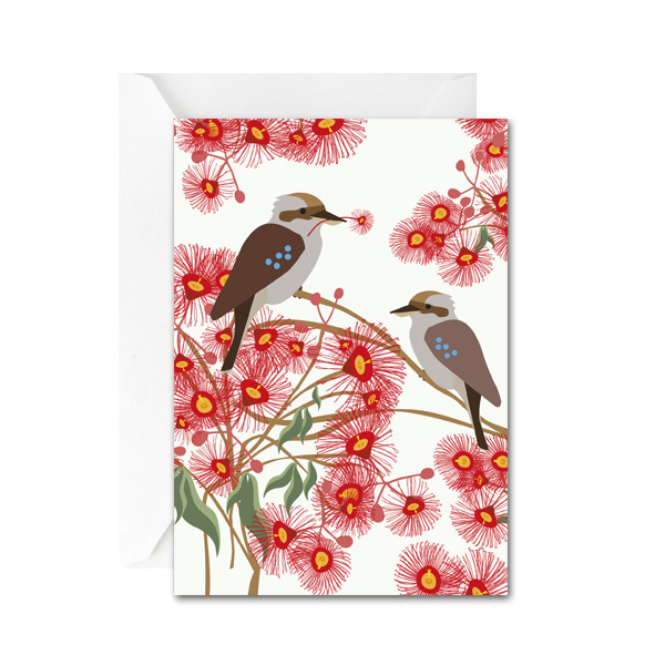 Kookaburra Mini Gift Card