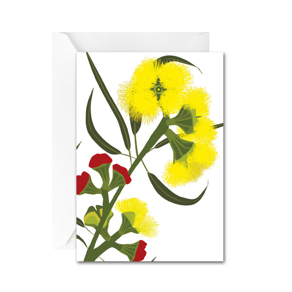 Flora Illyarrie Mini Gift Card