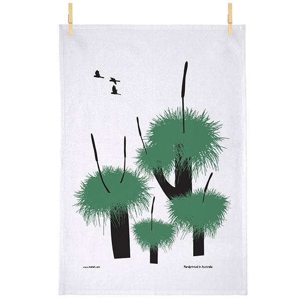 Grass Tree Teatowel