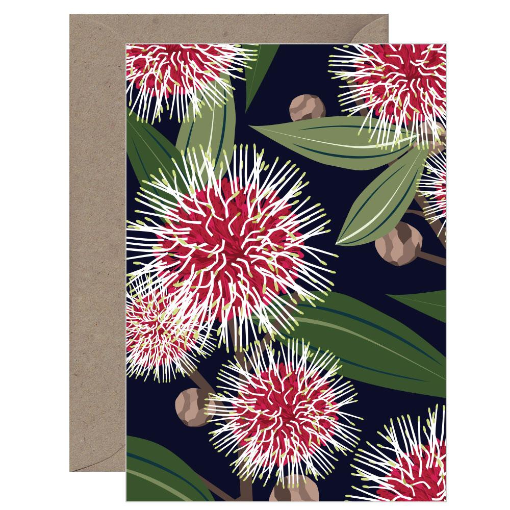 Botanicals Hakea Card