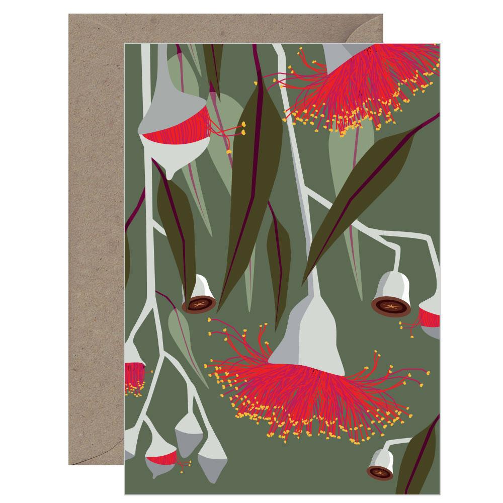 Botanicals Gum Card