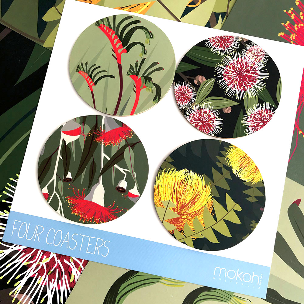 Botanicals Coasters