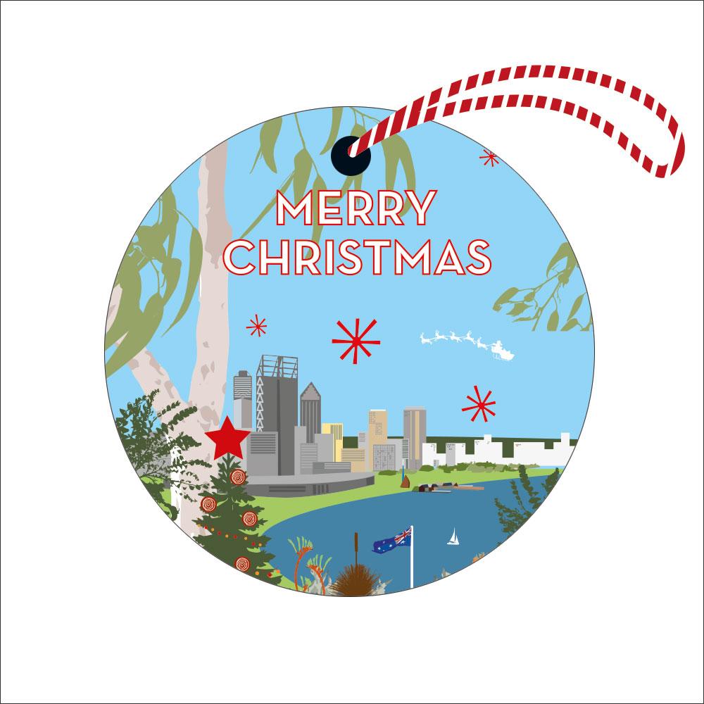 Christmas Perth Decoration