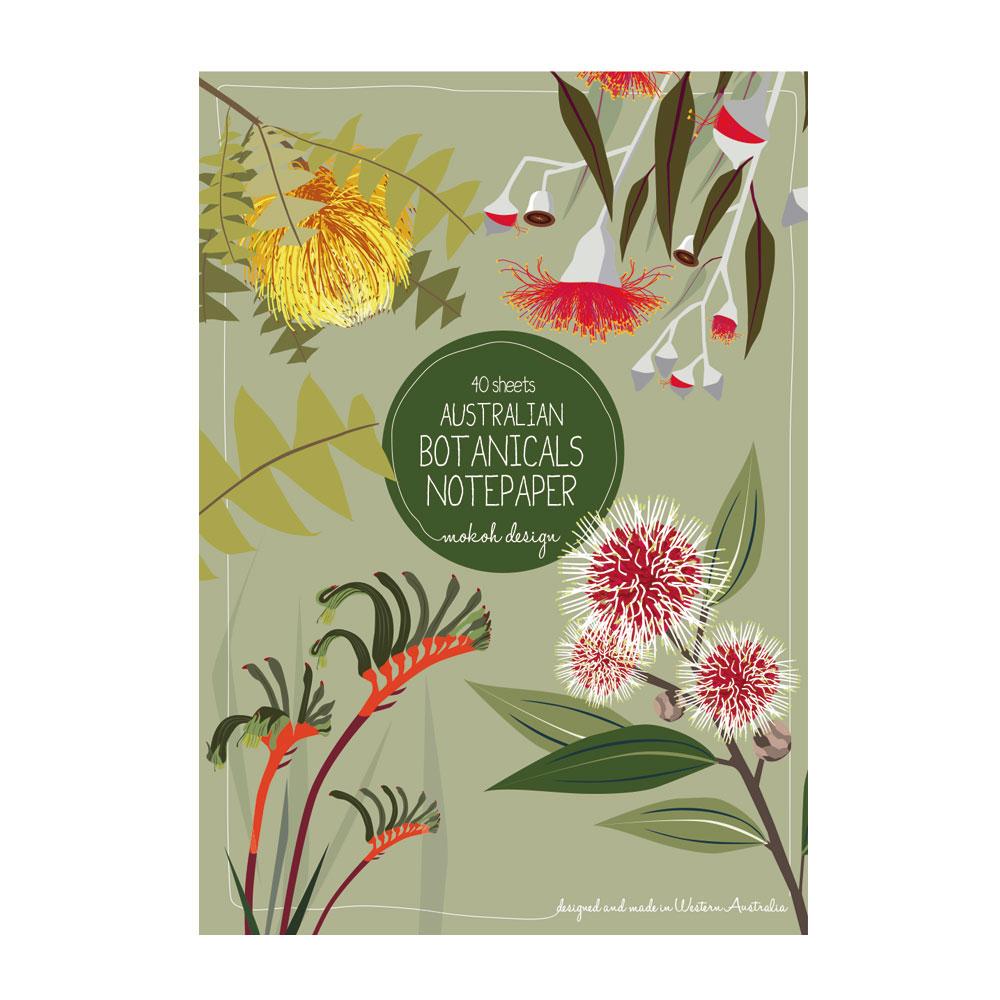 Botanicals Notepad