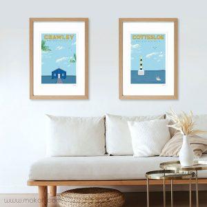 Mokoh Design Art Prints